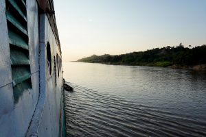 Pucallpa to Iquitos Boat Amazon View