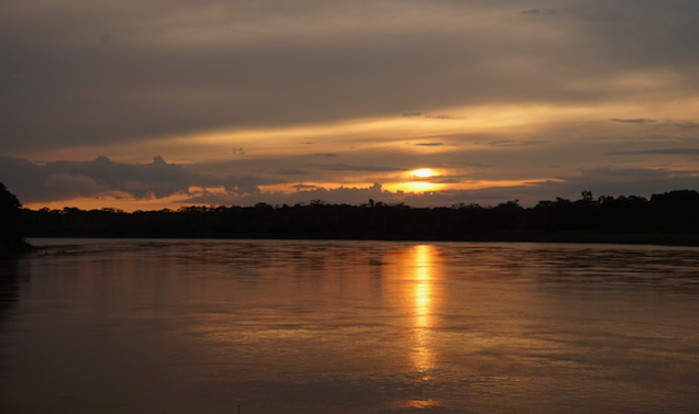 sunset amazon