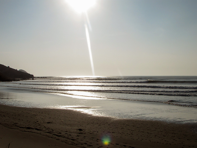 Beach Chicama Surf