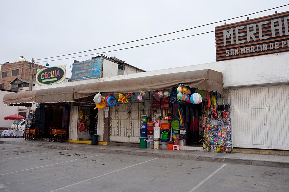 Mercado Victoria Punta Hermosa