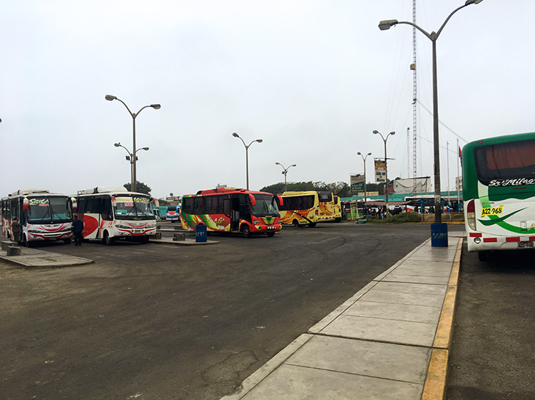 Santa Cruz Bus Terminal
