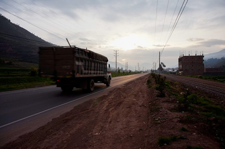 Cusco Highway To Rainbow Mountain