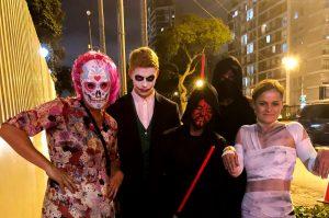 Halloween Exchange Lima