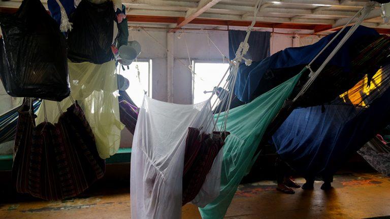 Hammocks Camp Pucallpa Iquitos