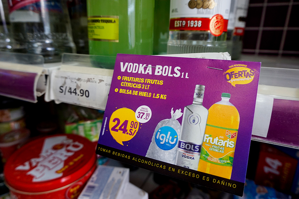 Tambo Alcohol Deals Lima Peru Cheap Alcohol