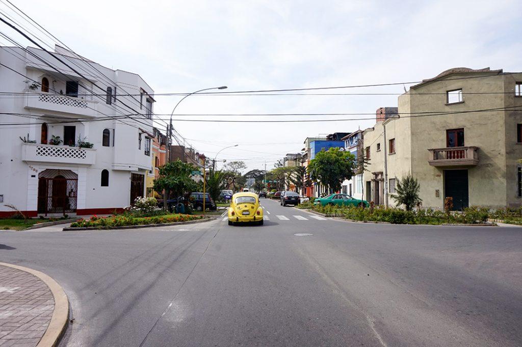 Where to live lima Jesus Maria Street