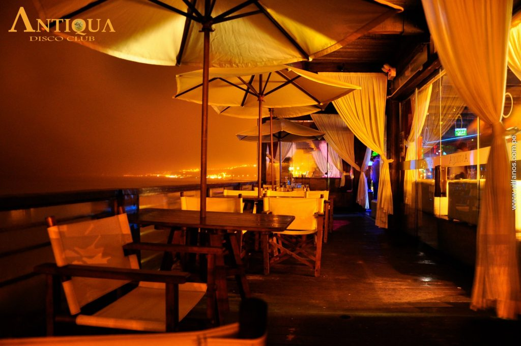 Antiqua Peru Friday Ocean View Party