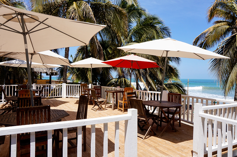 Mancora Food beach Where to eat In Mancora Breakfast