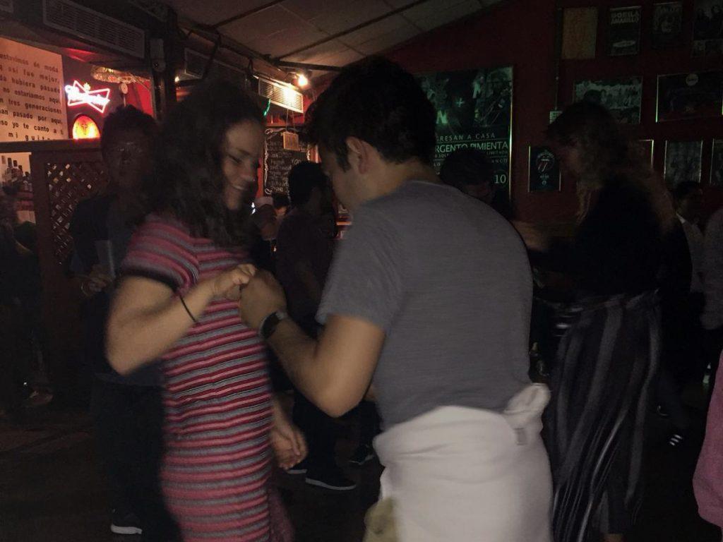 Sargento Pimienta Lima Salsa Tuesdays