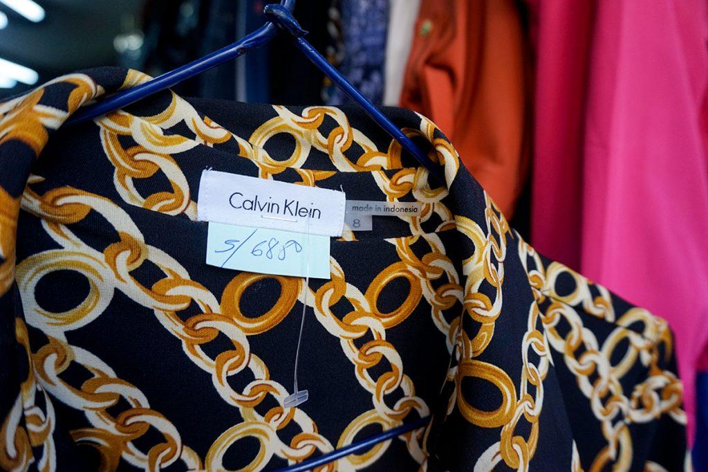 Second hand Calvin Klein Dress Lima