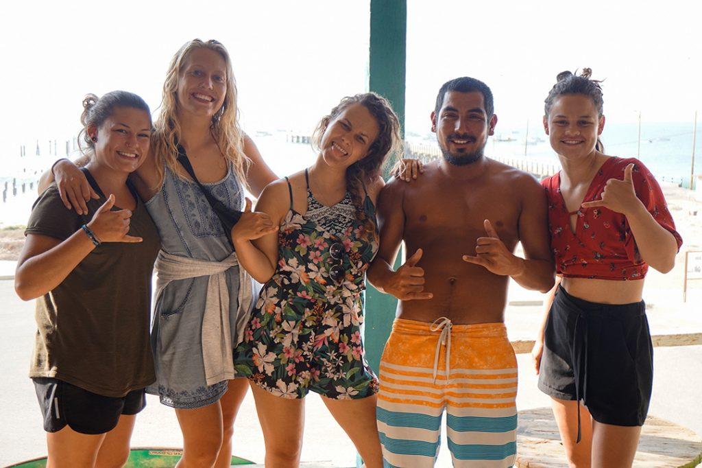 Surf Instructor Lima