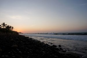 Sunset Nightlife Mancora Peru