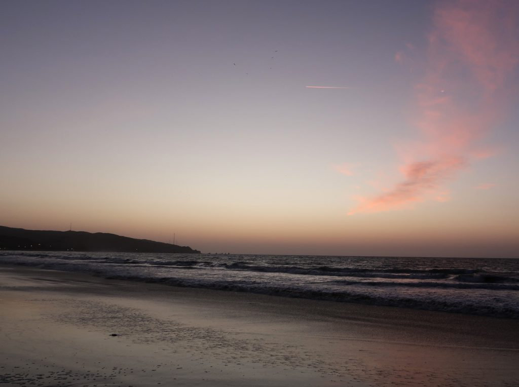 Playa del Amor Mancora