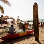 Learn to surf Mancora Peru