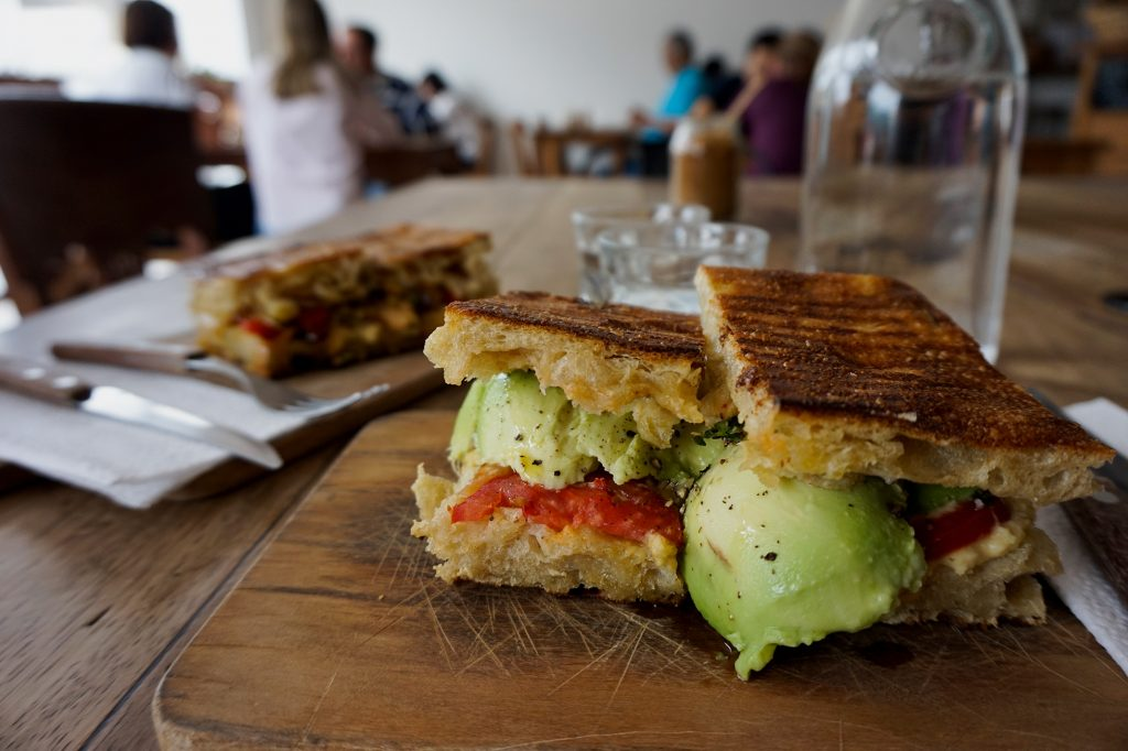Food Miraflores Sandwich Avocado Lunch