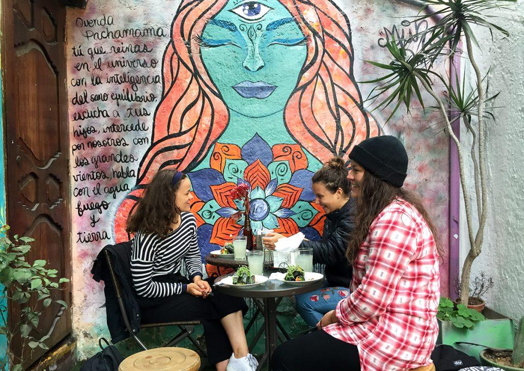 Jardin Jazmin Vegan Restaurant Lunch Miraflores