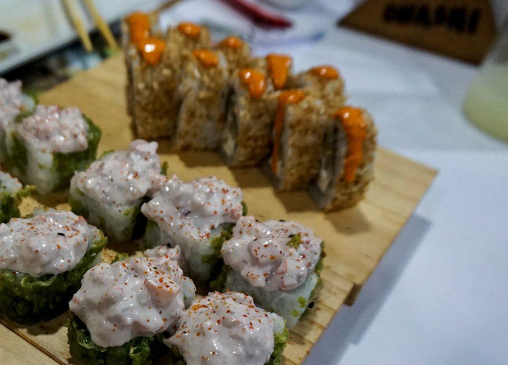 Ohashi Maki Unlimited Sushi Lima