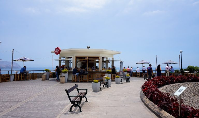 Where to eat Miraflores Malecon