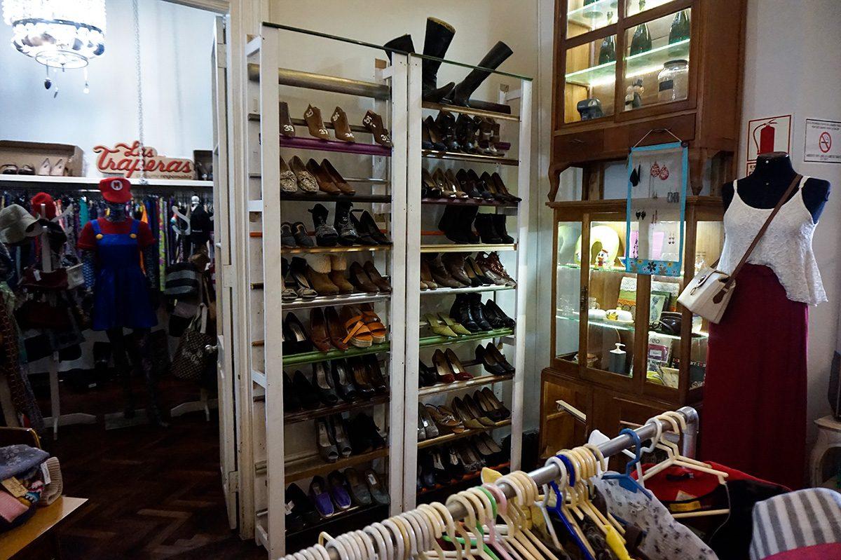 Las Traperas Vintage Store Lima