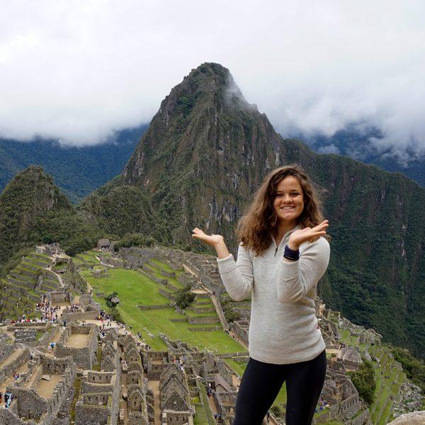 View Sunny Machu Picchu